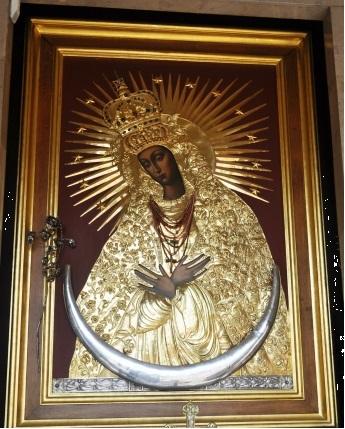 Obraz Matki Bożej Miłosierdzia w Skarżysku-Kamiennej